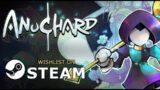 Anuchard – Pixel-Art the civilization restoration action RPG New Gameplay